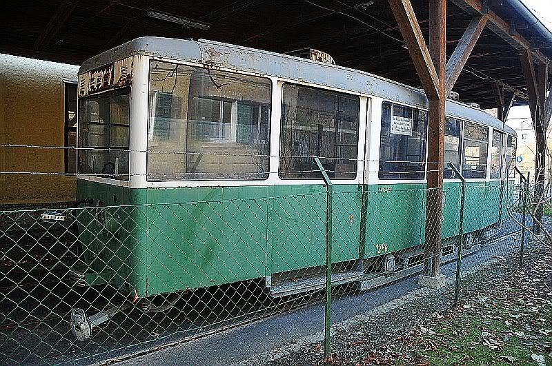 Holding Graz Linien ili Tramvaji u Grazu 307-095