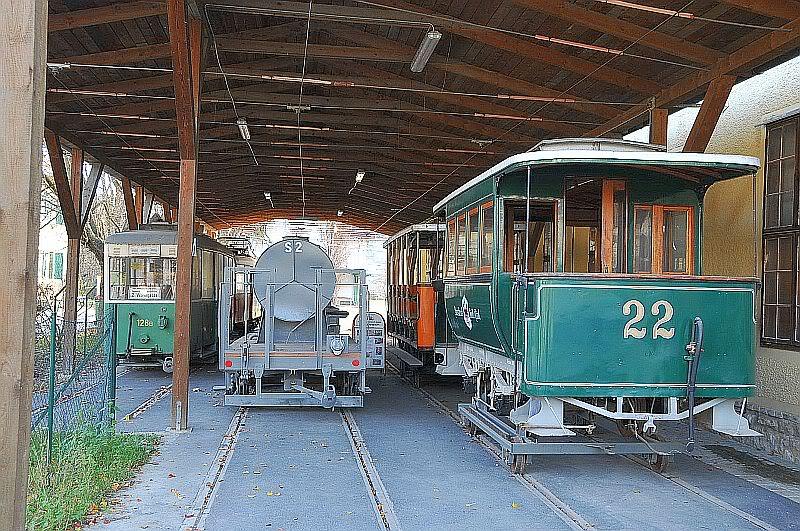 Holding Graz Linien ili Tramvaji u Grazu 307-099
