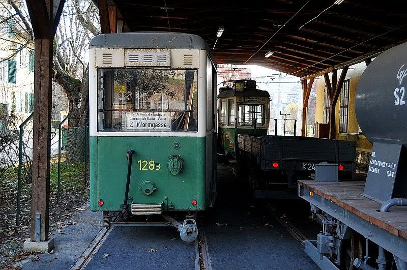 Holding Graz Linien ili Tramvaji u Grazu 307-100