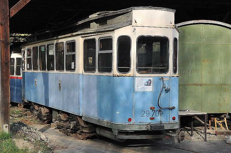 Holding Graz Linien ili Tramvaji u Grazu 307-103