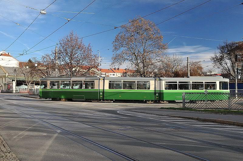 Holding Graz Linien ili Tramvaji u Grazu 307-116