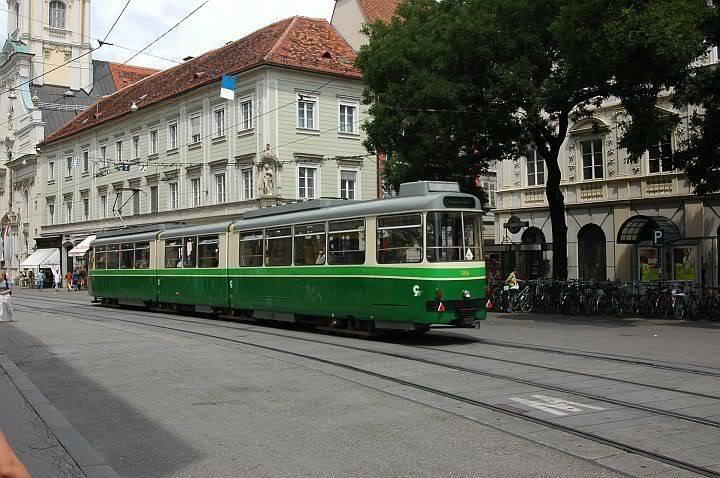Holding Graz Linien ili Tramvaji u Grazu 720GrazDwag3da