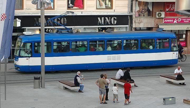 Tramvaj u Osijeku 720OS1