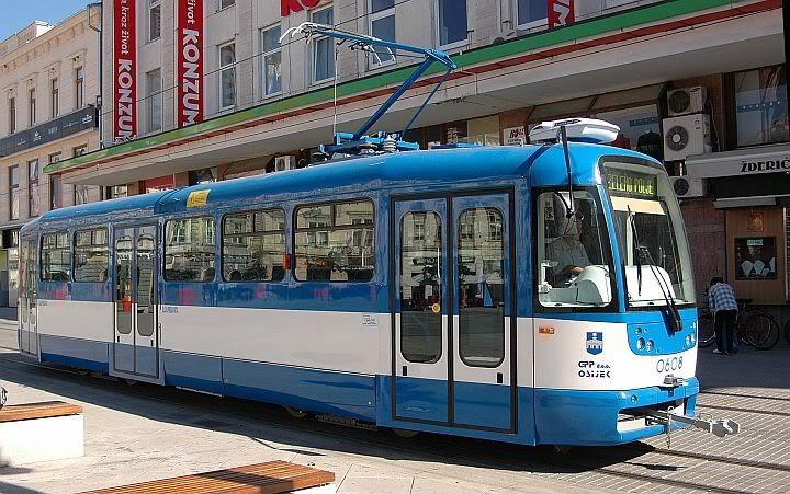 Tramvaj u Osijeku 720OS2