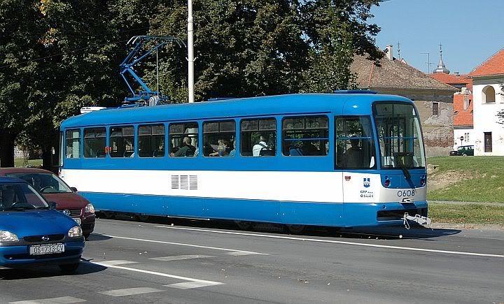 Tramvaj u Osijeku 720OS3