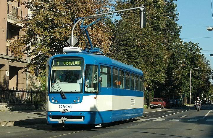 Tramvaj u Osijeku 720OS5