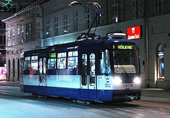 Tramvaj u Osijeku 720OS9