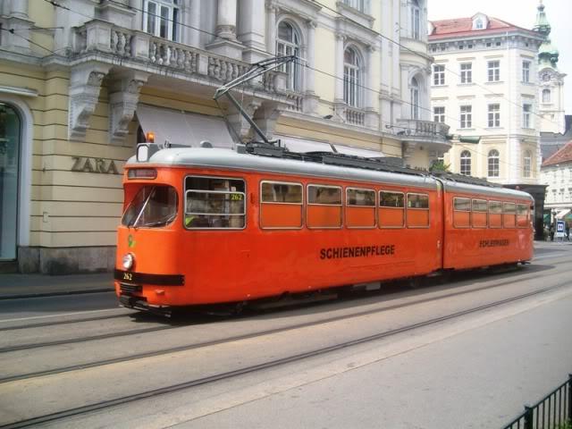 Holding Graz Linien ili Tramvaji u Grazu Brusilica262