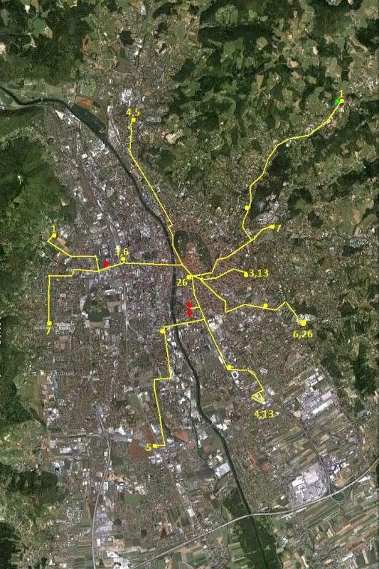 Holding Graz Linien ili Tramvaji u Grazu Graz