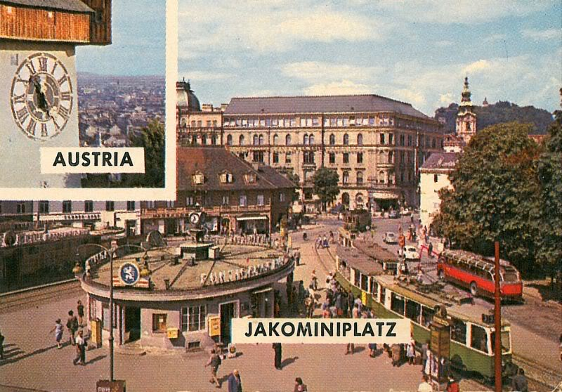 Holding Graz Linien ili Tramvaji u Grazu Graz600