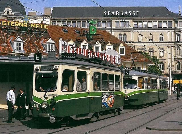 Holding Graz Linien ili Tramvaji u Grazu Graznajstarijitram