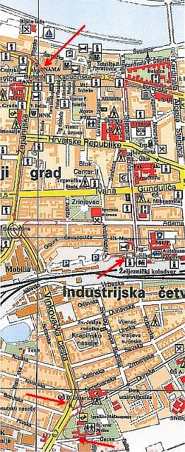 Tramvaj u Osijeku Osijek2640