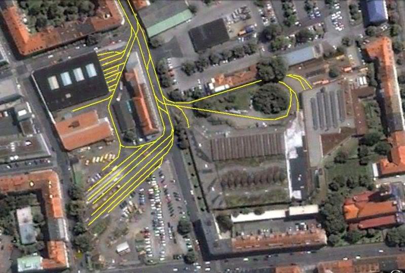 Holding Graz Linien ili Tramvaji u Grazu RemizaSteyrergasse