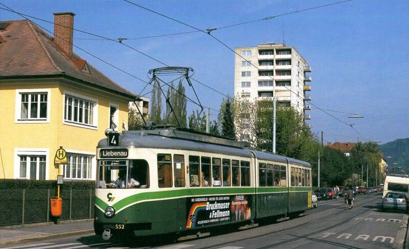Holding Graz Linien ili Tramvaji u Grazu Wuppi800