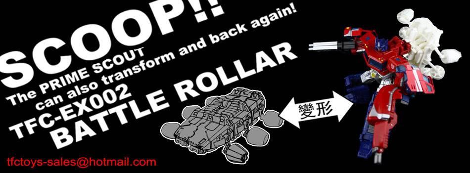 [TFClub] Rollo (mini bolide d'Optimus) devient robot | [TFClub] Gears of War 2: Fusils d'Optimus Ad_08
