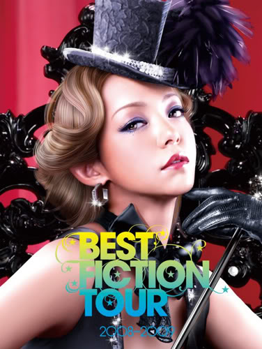 Namie Amuro Best Fiction 01
