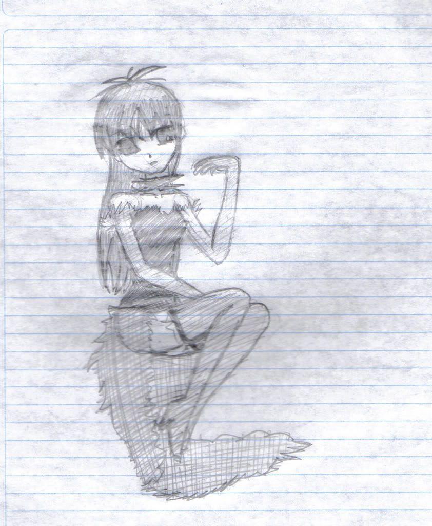Mis dibujos chafitos xDD jaja Inventado01