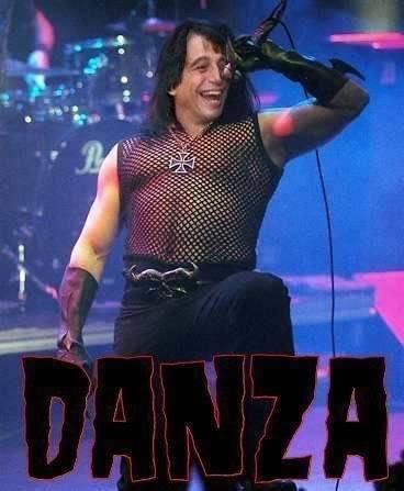 A picture on me... Danza