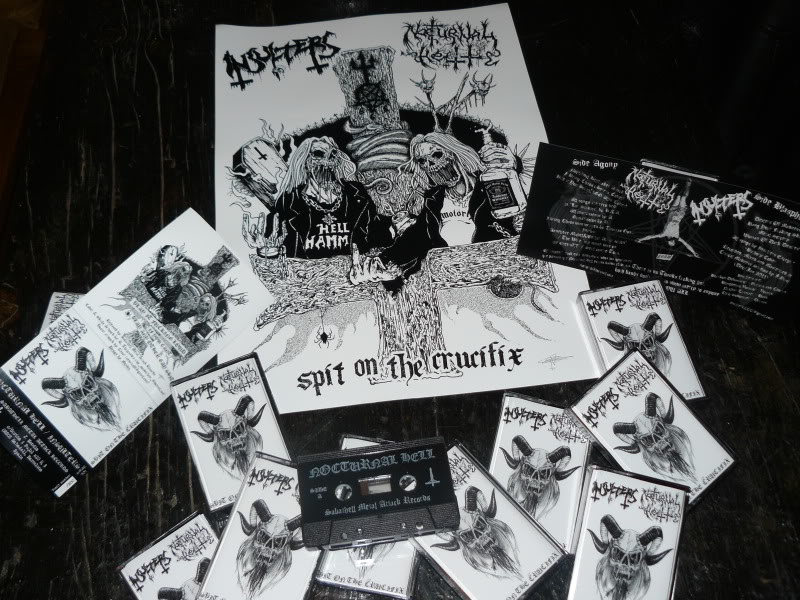 HEREGE WARFARE PROD. - Heavy Metal tape label & distro - DESASTER + + NOCTURNAL + INFERIVM+ GEHENNAH - Página 3 P1050914