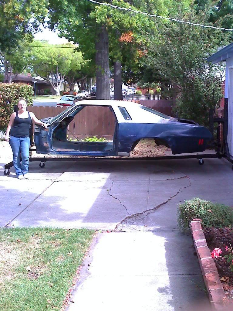 1973 Malibu Build up owner : chris AKA HYDROKING 1219370316