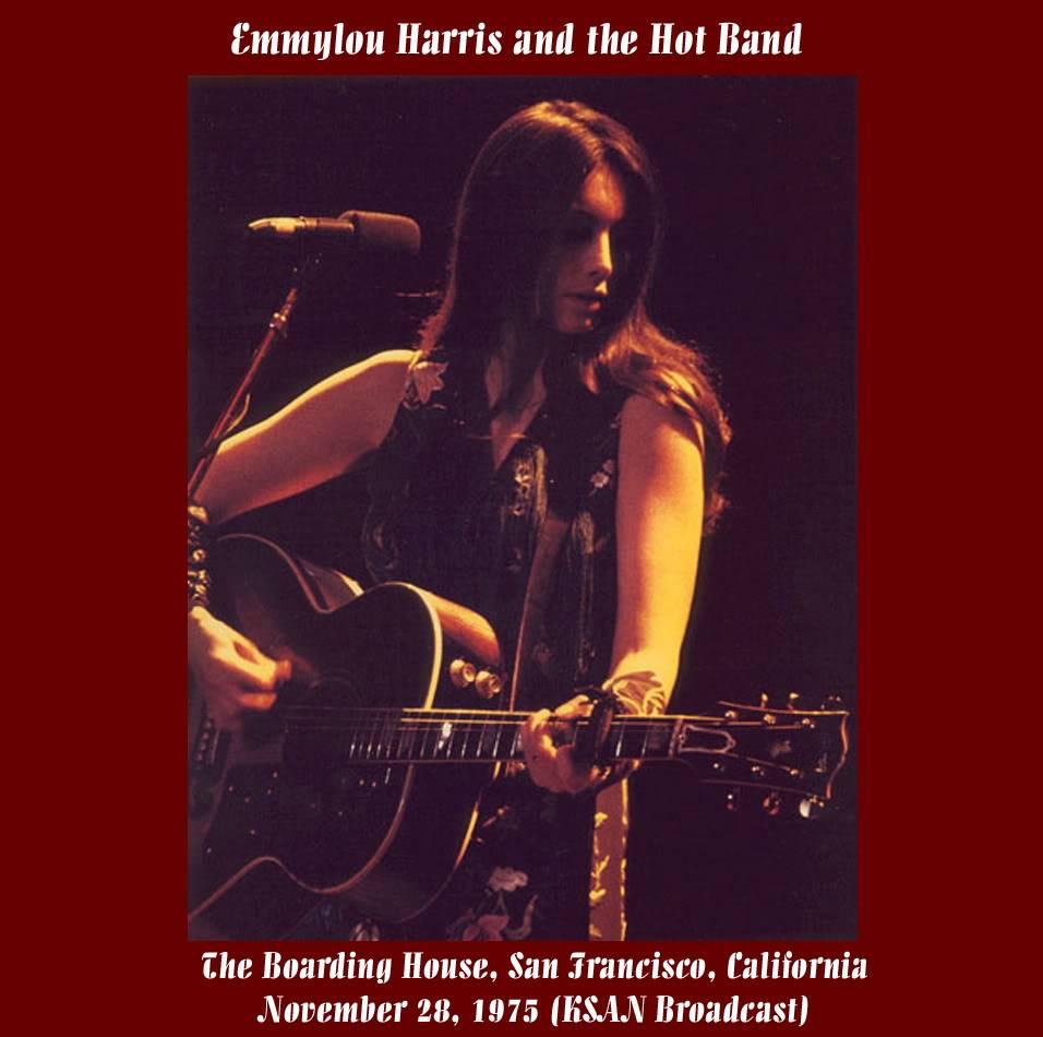 Emmylou-Audio/Flac CD Frontcoversf1975copy