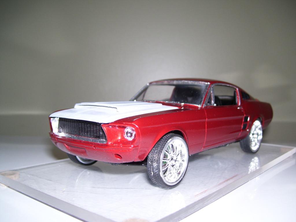 Mustang Fastback 67 100_0815