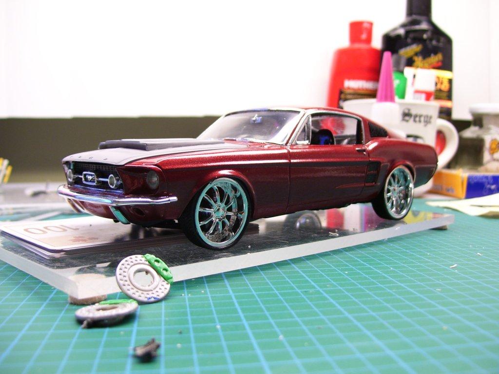 Mustang Fastback 67 100_0817-1