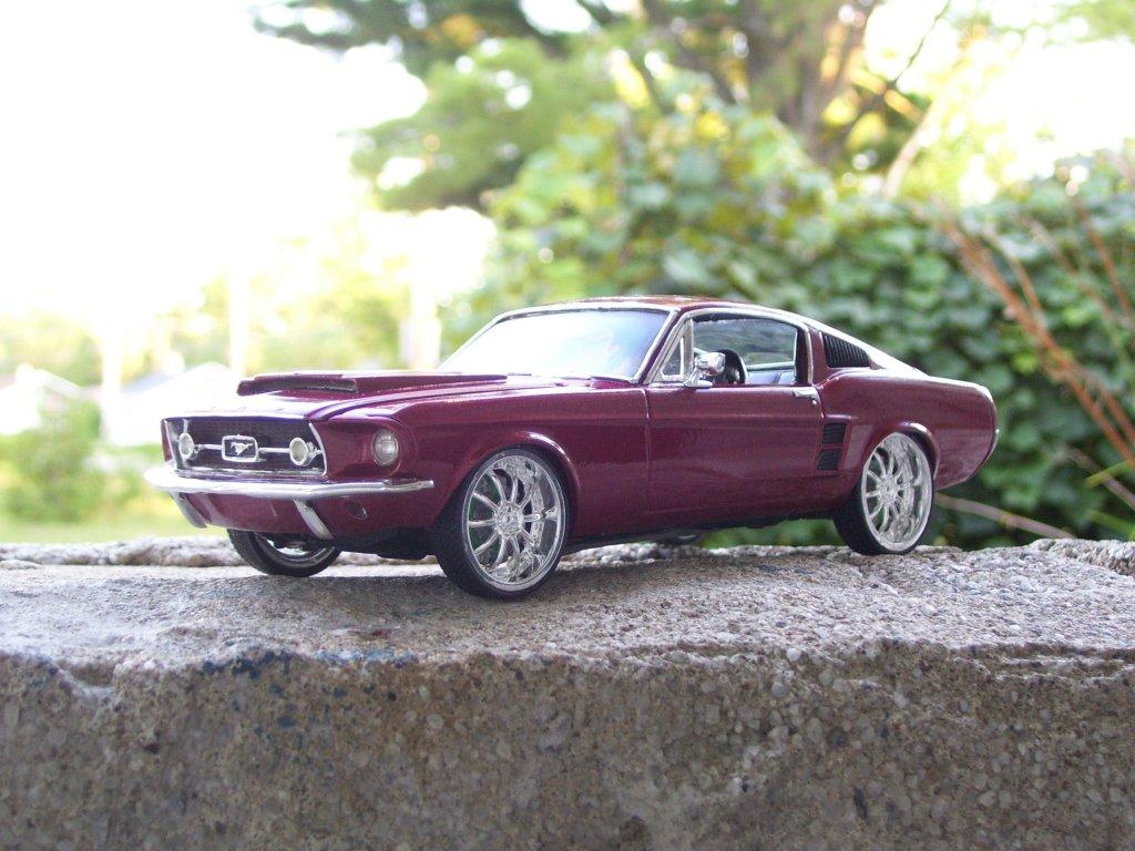 Mustang Fastback 67 100_0823