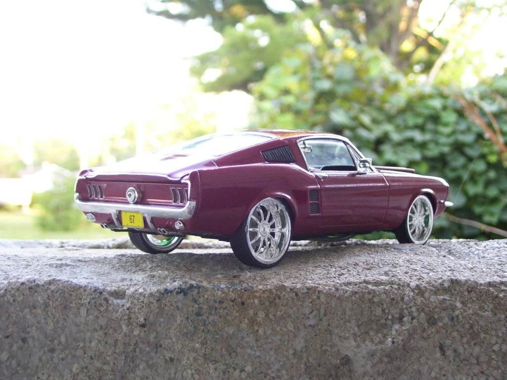 Mustang Fastback 67 100_0824