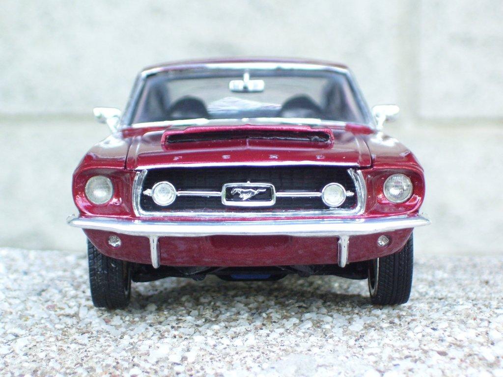 Mustang Fastback 67 100_0828