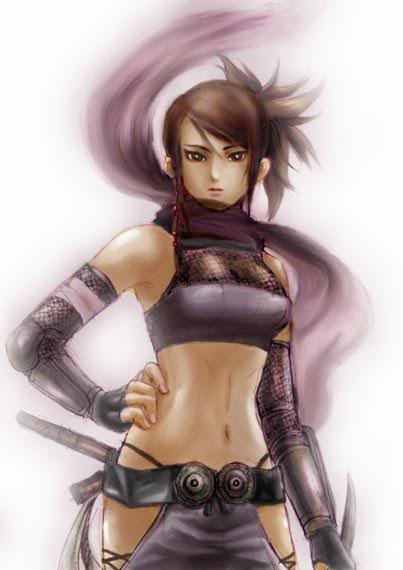 Ogata, Rinsaku :: Konohagakure - ANBU Ninja