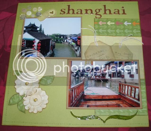 Shanghai again! Shanghaiagain