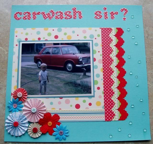 Carwash sir? Carwashsir