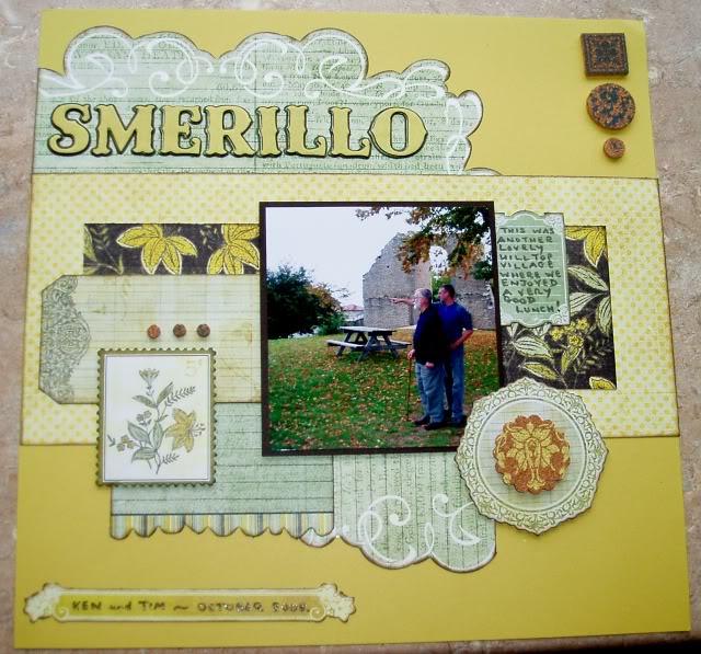 Visit to Italy Smerillo