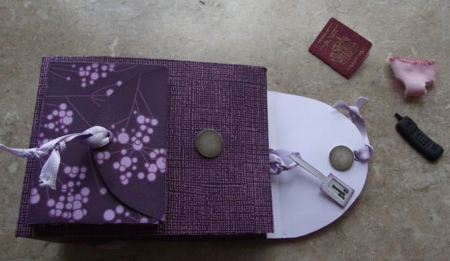 Made by Tina for Purple Patty! TinasboxforPattycontents