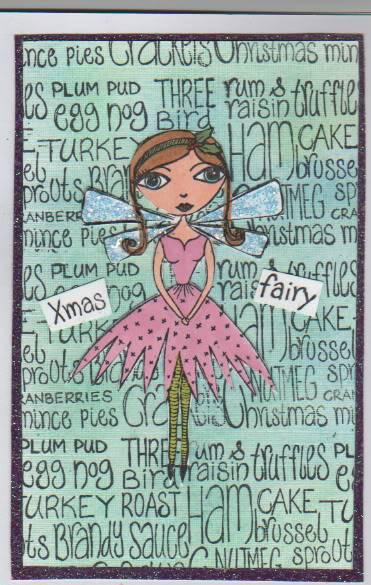 Cynthia's card to Patty CannyXmascardfromCynthia