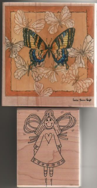 STAMPS FOR SALE Butterflyandangelstamps