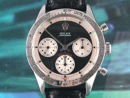La montre des Grands Hommes [historique] Rolex6239PN