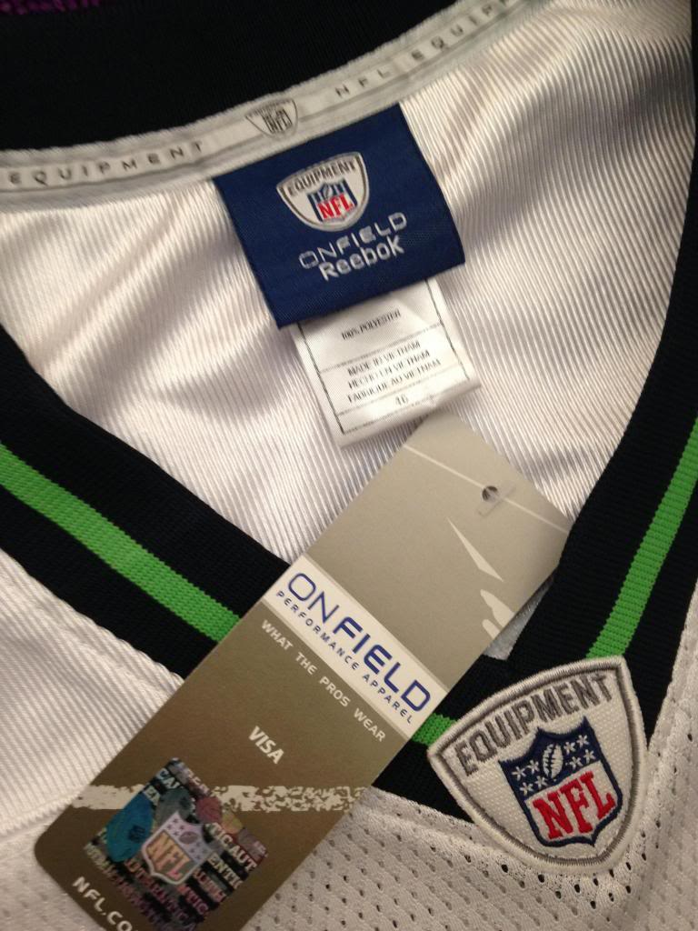 First time... Real Seattle Seahawks Marshawn Lynch Jersey? Image-24