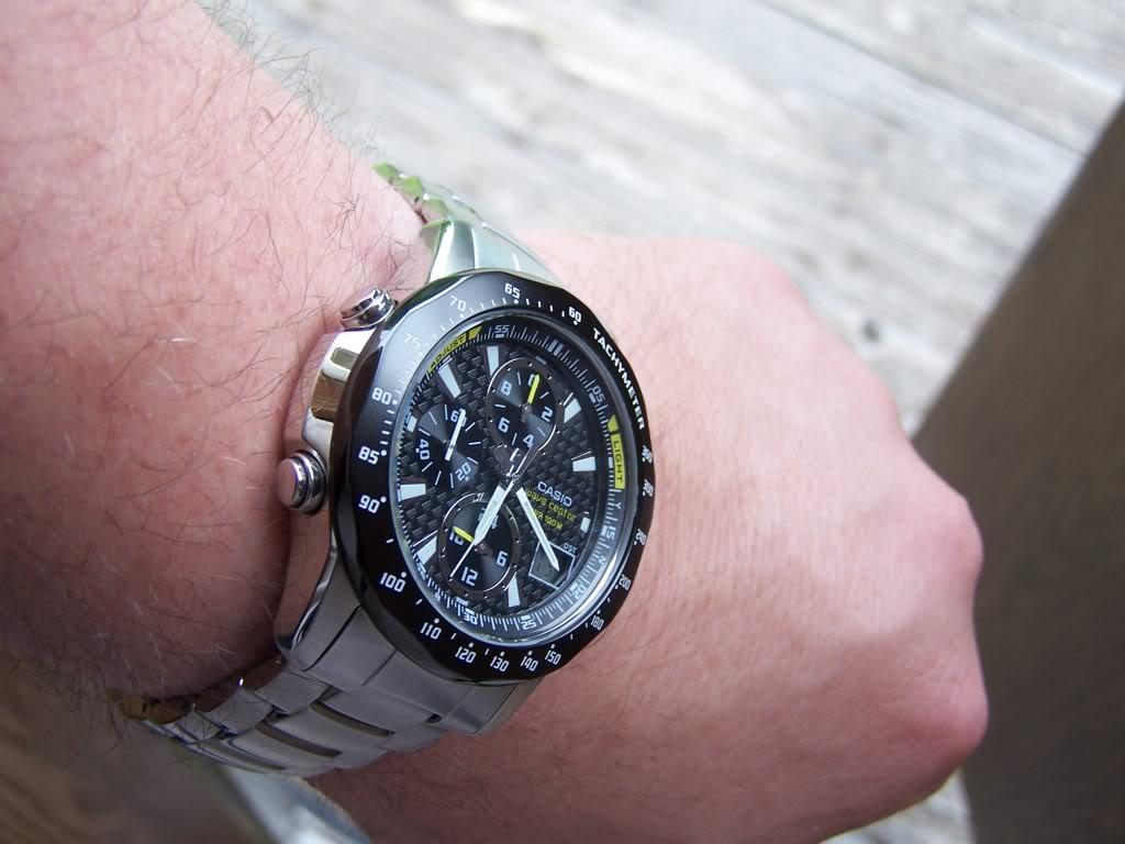 Watch-U-Wearing 7/26/10 CasioWS005