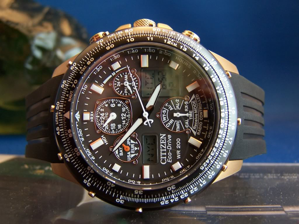 What are you thoughts on Citizen watches? Citizenlimited015