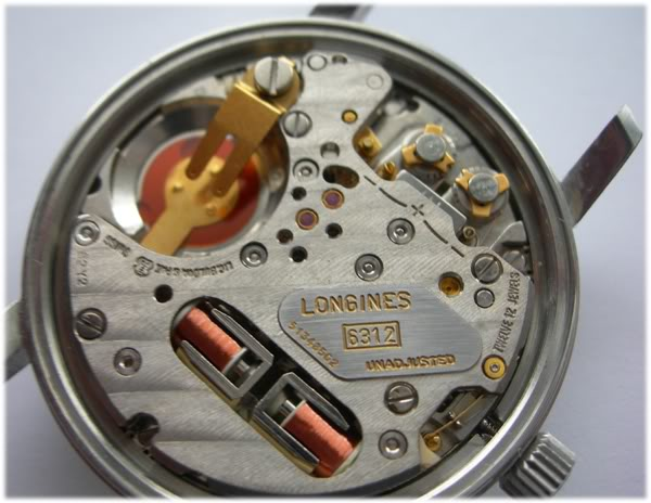 Just back from service, Longines Ultronic Railroad Approved  Longinesu4a