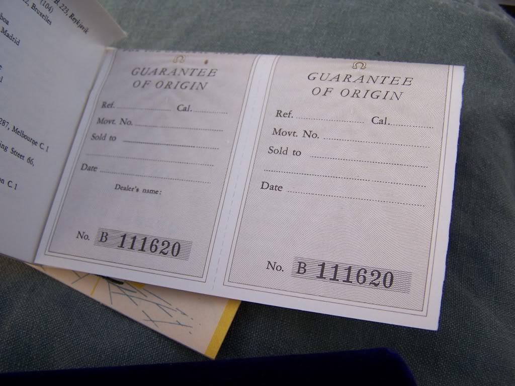 1956 Omega Bumper Seamaster Date   100_9775