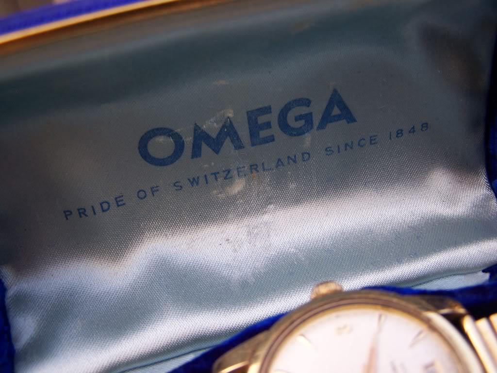 1956 Omega Bumper Seamaster Date   100_9778