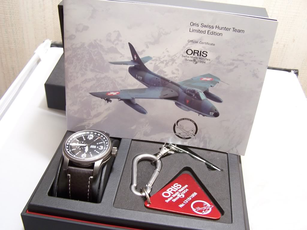 Oris BC Hunter Limited Edition 000_0474