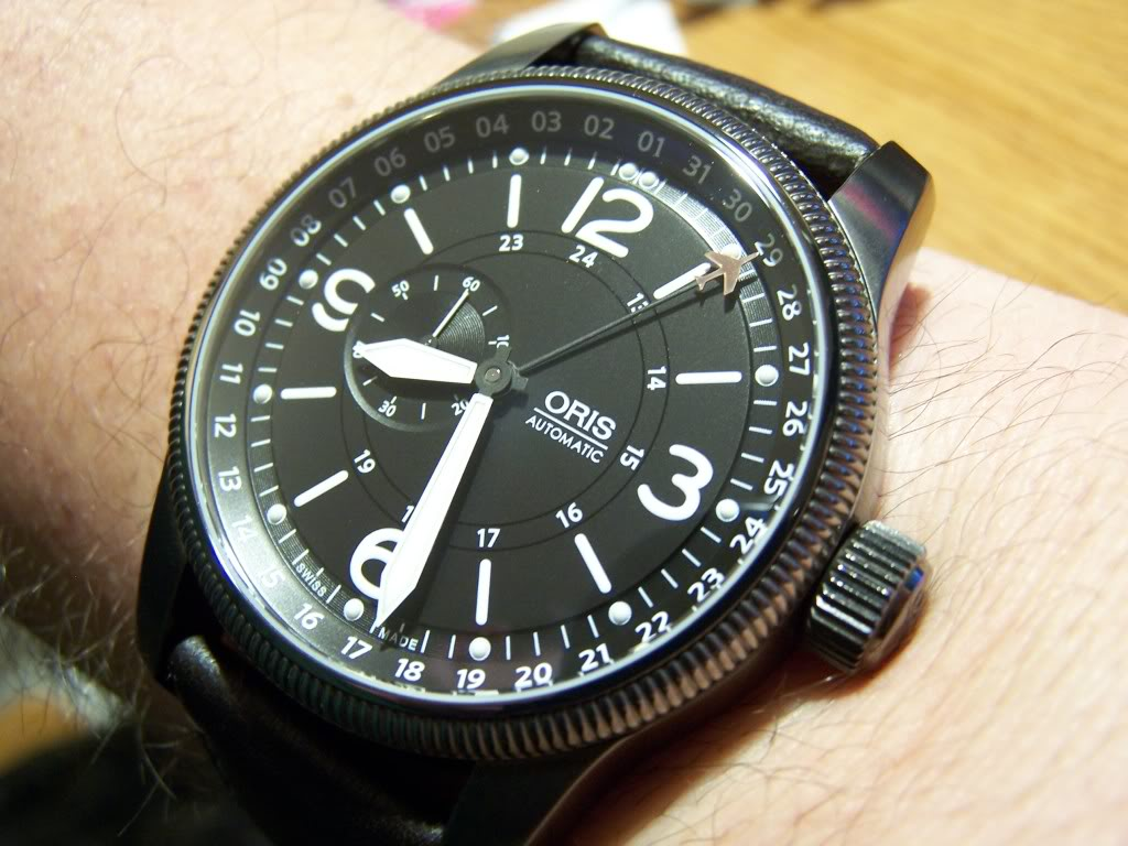 Oris BC Hunter Limited Edition 100_0409