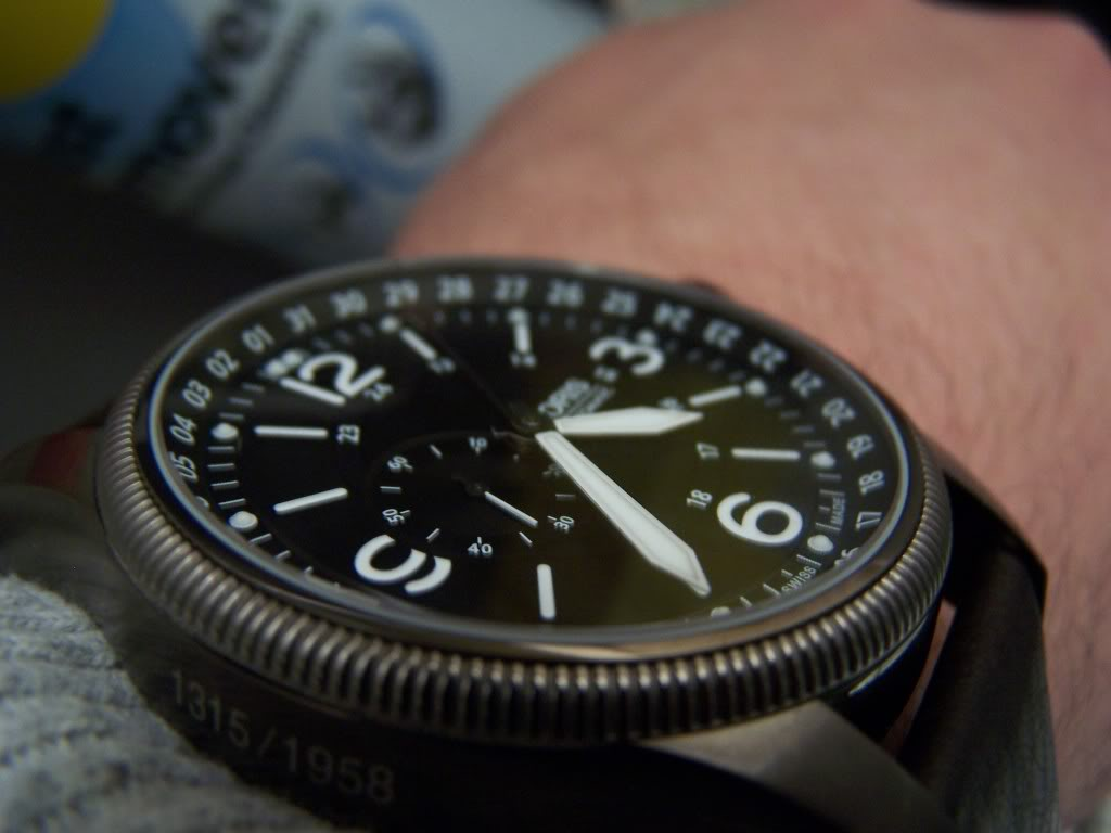 Oris BC Hunter Limited Edition 100_0425