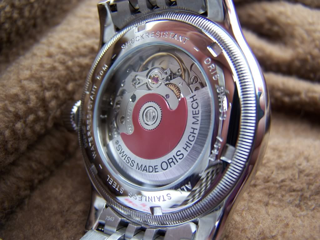 ORIS watches, what are your thoughts?? Wreckedford057