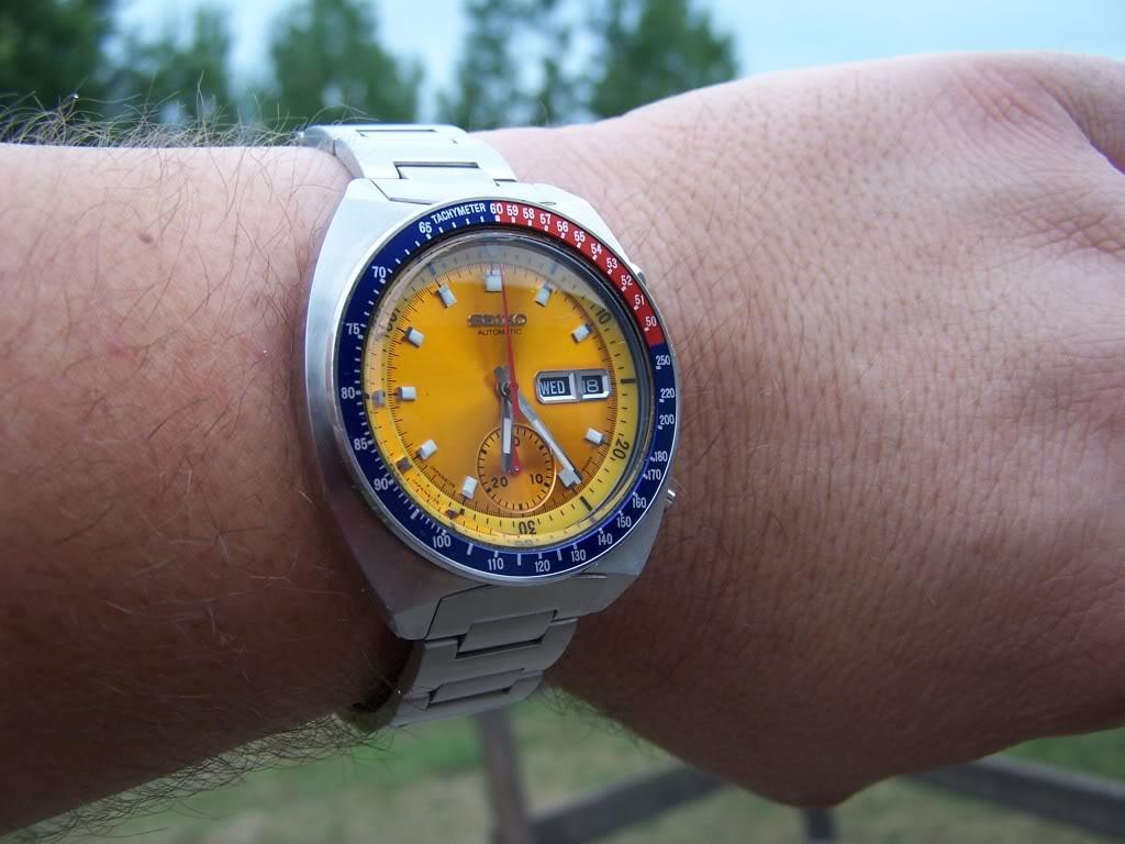 Watch-U-Wearing 8/19/10 Seikovintage3004