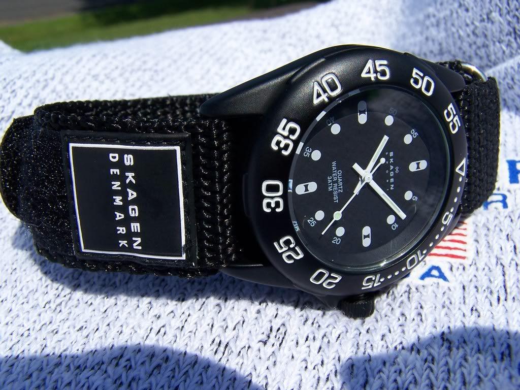 Watch-U-Wearing 7/16/10 Skagen013